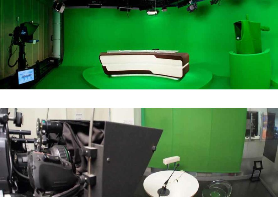 GREEN ROOM BOX