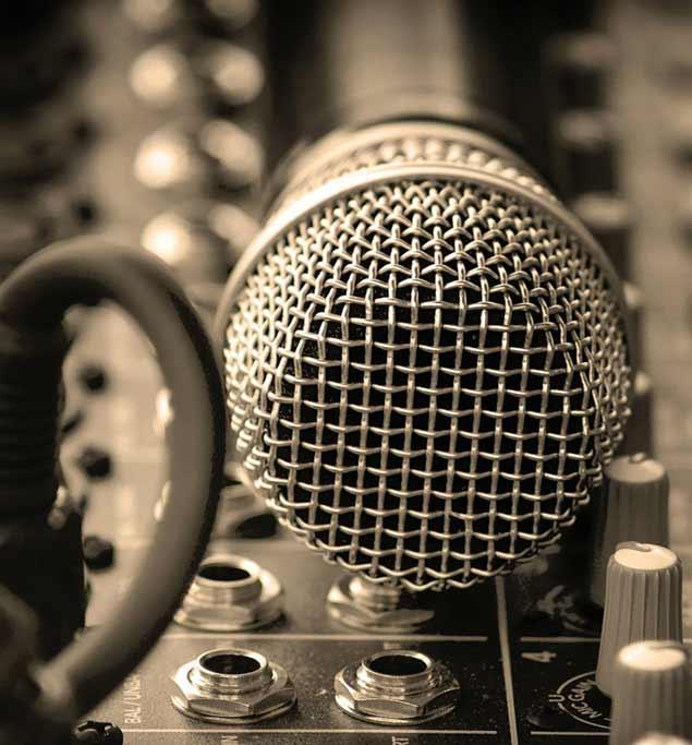 Παραγωγή Ραδιοφωνικών Εκπομπών